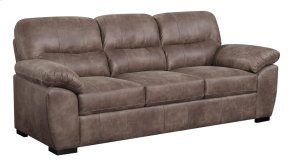 Sofa Almond Brown