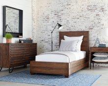 Industrial Framework Youth Bedroom