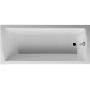 White Daro Bathtub