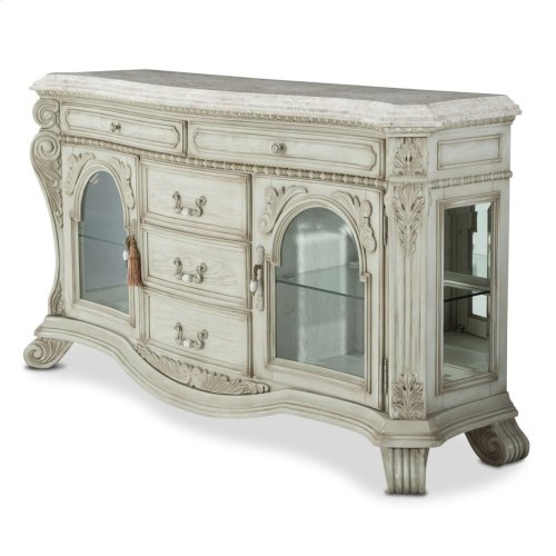 Sideboard W/mirror Moonlight