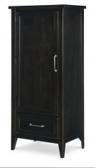 Pantry/Cabinet - Peppercorn Product Image