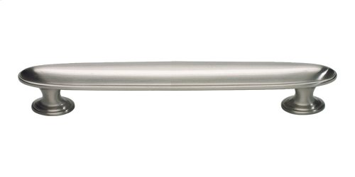 Austen Oval Pull 5 1/16 Inch (c-c) - Brushed Nickel
