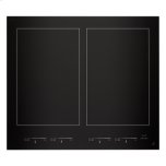 "JENN-AIROblivion Glass 24"" Induction Flex Cooktop"