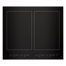 "Oblivion Glass 24"" Induction Flex Cooktop"