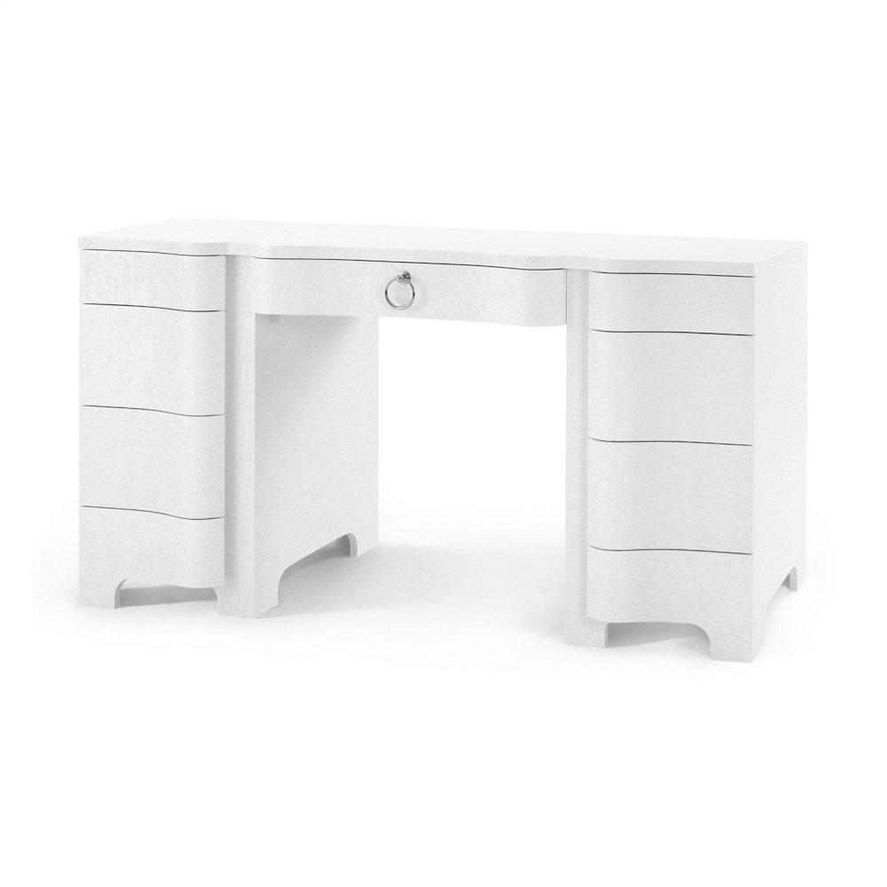 Bouquet Desk, White