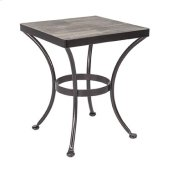 "20"" Sq. Side Table"