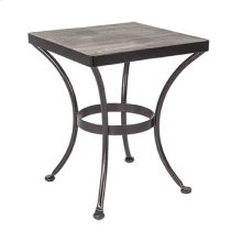 """20"""" Sq. Side Table"""