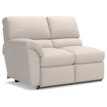 Reese Power La-Z-Time® Right-Arm Sitting Reclining Loveseat