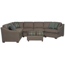 Hickorycraft Sectional (F9431-Sect)