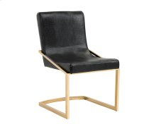 Marcelle Dining Chair - Black