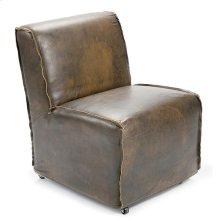 Rolling Slipper Chair