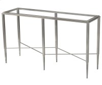 Sovereign Rectangular Console Table Product Image