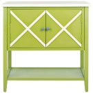 Polly Sideboard - Lime Green Product Image