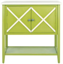 Polly Sideboard - Lime Green