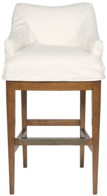 Modern Bar Stool Slipcover S62-BS