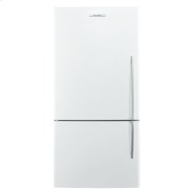 ActiveSmart Refrigerator - 17.6 cu.ft. Counter Depth Bottom Freezer