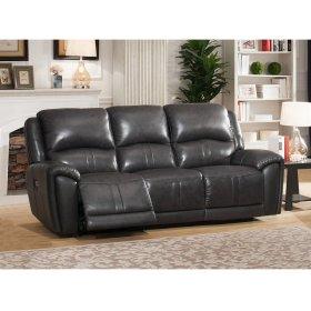 Power Reclining Sofa in Jackson Cadet-Gray