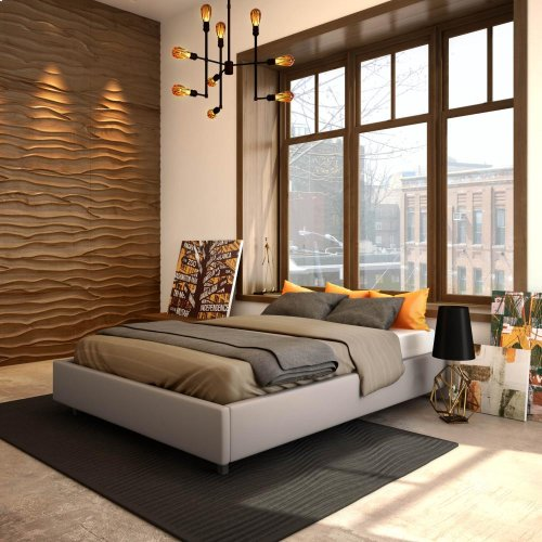 Cumulus Upholstered Bed - Queen