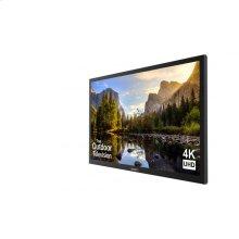 """43"""" Veranda Outdoor TV - Full Shade - 2160p - 4K Ultra HD LED TV - SB-4374UHD-BL"""