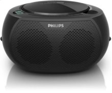 Philips CD Soundmachine AZ380 CD, MP3-CD, USB FM/AM 2W