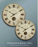 "Harrison Gray 30"" Wall Clock Product Image"