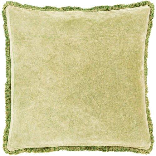 "Washed Cotton Velvet WCV-004 22"" x 22"""
