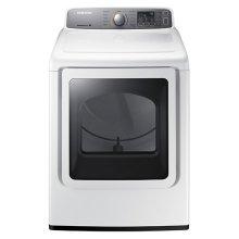 DV7200 7.4 cu. ft. Gas Dryer (White)