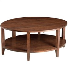 Crawford 2-Level Cocktail Table