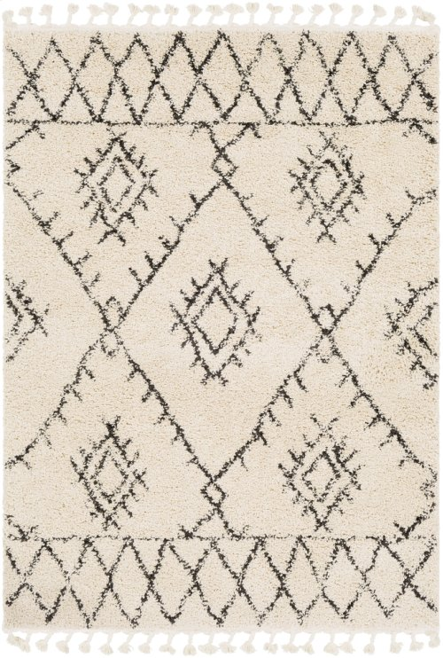 "Berber Shag BBE-2305 18"" Sample"