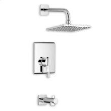 Polished Chrome Times Square Bath/ Shower Trim Kit