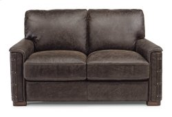Lomax Leather Loveseat Product Image