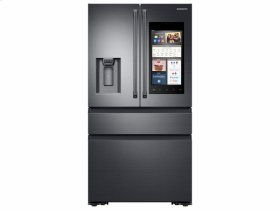 22 cu. ft. Capacity Counter Depth 4-Door French Door Refrigerator with Family Hub