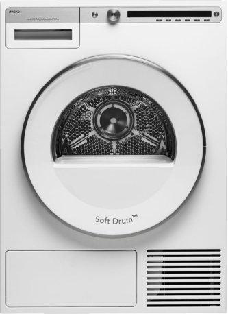 Logic Heat Pump Dryer - White