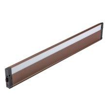 "4U Series LED Collection 30"" LED Cabinet Light 2700K in BZT"