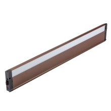 "4U Series LED Collection 30"" LED Cabinet Light 2700K in BZT"