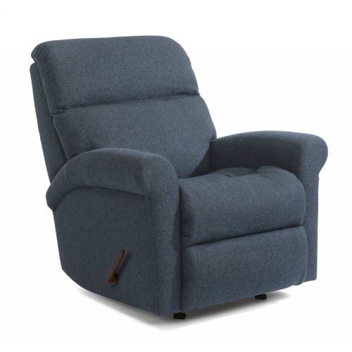 Davis Fabric Rocking Recliner
