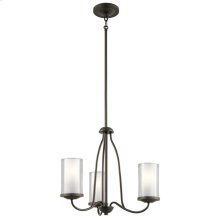Lorin Collection Lorin 3 Light Chandelier OZ