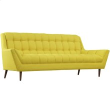 Response Upholstered Fabric Sofa in Sunny