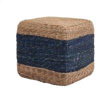 Hien Hyacinth Blue Stool