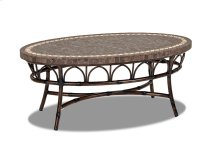 Capella OVAL COCKTAIL TABLE