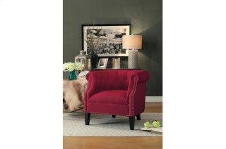 Karlock Chair Red