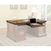 Corsica Executive Desk Top Product Image