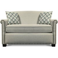 Jakson Loveseat with Nails 3C06N Product Image