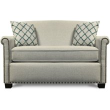 Jakson Loveseat with Nails 3C06N