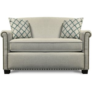 ENGLAND FURNITURE Jakson Loveseat With Nails 3c06n