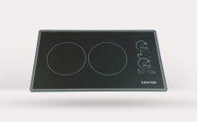 120V Portrait Lite-Touch Q® Cortez 2 Burner