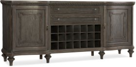 Arabella Two-Door Two-Drawer Credenza
