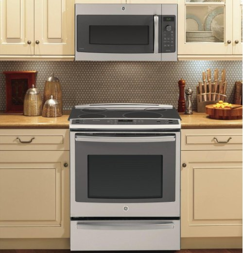 GE Profile Series Advantium® 120 Over-the-Range Oven