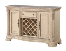 Server W/marble Top