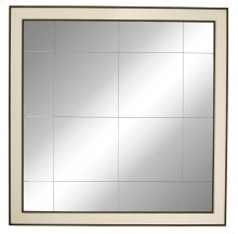 Haven Large Mirror in Haven Brunette (346)